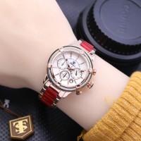 jam tangan TETONIS WANITA ORIGINAL KAWAT SLING ROSE GOLD RANTAI