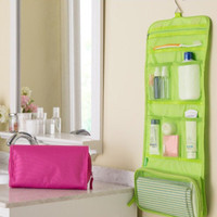 #107 New Korean Toiletries Bag Tas kosmetik & alat mandi travel bag