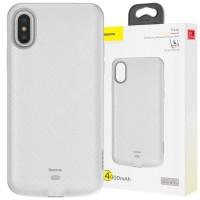 Baseus iPhone X / Xs Battery / Power Case Backpack Powerbank 4000mAh