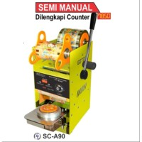 Getra Cup Sealer SCD8 Segel Gelas Minuman SC-D8 / SC D8