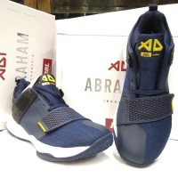Sepatu Basket DBL AD1 navy-yellow Original by Ardiles