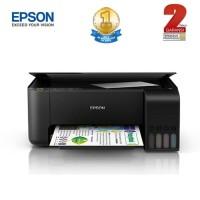 Epson Printer L3110 Print Scan Copy - Hitam , Penganti Epson L360