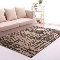 Karpet Handtuft Premium Wool Mewah dan Modern D008 Beige 200x300 cm