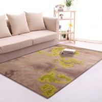 Karpet Handtuft Premium Wool Mewah Modern D027 Beige 200x300 cm
