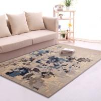 Karpet Handtuft Premium Wool Mewah dan Modern D004 Beige 200x300 cm