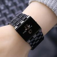 Jam tangan wanita guess rantai mika elegant Jam Tangan Keren Wanita