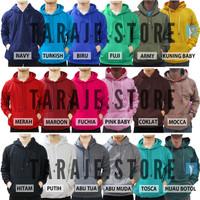 Jaket Sweater Polos Hoodie Jumper Unisex Full Color