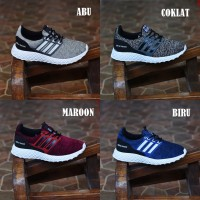 Sepatu Sport Pria Adidas Ultra Boost Running Casual Sneakers