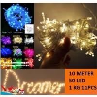 Lampu Tumblr 10 Meter Redtop LED Box Natal Murah Tumbler Light Hias