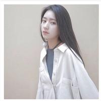 Wig Wanita Wig Rambut Model Panjang Lurus