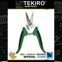 Gunting Seng Holo Baja Ringan 7 inch JAPAN HSS STEEL TEKIRO