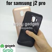 Hard Case Air Flow Case Samsung J2 Pro Anti Heat Case HP Back Cover