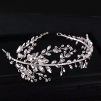 AR055 aksesoris rambut wedding accesories pesta headpiece bando murah