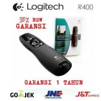 Laser Pointer Wireless Presenter Logitech R400 ORIGINAL