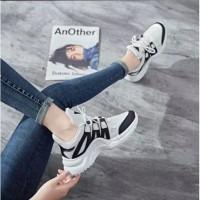 Sepatu Kest Wanita Sneakers Dallena SP77 Premium
