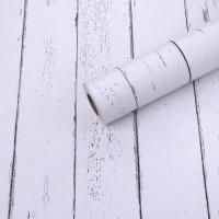 Kayu putih Rustic 45cm x 10mtr ~ Wallpaper sticker dinding
