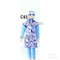 11,5 Thn-13 Thn baju renang muslimah anak perempuan tanggung wanita SD