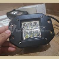 LED CREE 18W 6 Mata - LED KTM 18W White