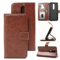 Realme C11 Oppo FlipShell Flip Cover Flip Wallet Dompet Hp Kulit