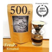 Kopi Arabika Java Ijen | Super FRESH 500g | Biji Kopi Arabika Premium - Biji Kopi