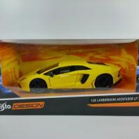 Diecast Maisto Lamborghini Aventador LP 700-4 1:24