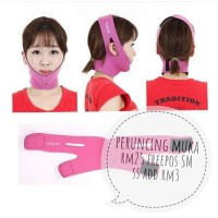 New Look Face Beauty / FACE LIFT Up Belt Pink peramping pipi