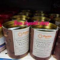 Pipiltin cocoa caramelised cacao nibs & cashew 150g