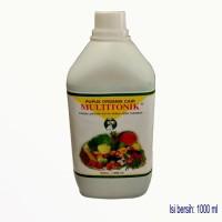 Multitonik - Pupuk Organik Cair Lengkap 1000 ml
