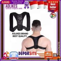 Aolikes 3101B Back Posture Corrector Terapi Koreksi Postur/Bongkok Man