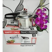 HAPPY CALL Panci Presto 4 Liter/ 4L