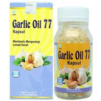 Garlic Oil 77 100 Kapsul Minyak Bawang Putih Garlic Oil 77 100 Kapsul