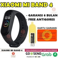 Xiaomi Mi Band 4 Original - New Miband Amoled - Garansi