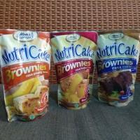 nutri cake premiks untuk brownies 230gram