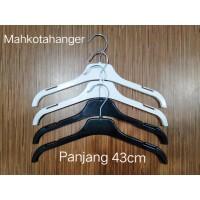 Hanger Plastik Baju TP 141 Dewasa (43cm) |Gantungan baju plastik keren
