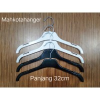 Hanger Plastik Baju TP 132 Anak (32cm) | Gantungan baju plastik keren