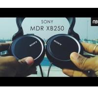 Original SONY MDR-XB250 Headphone F6