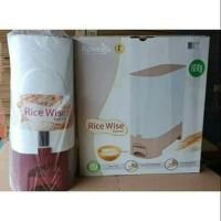 Tempat Beras ROVEGA 10kg/Rice wise Box Dispenser Rovega