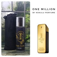 PARFUM PRIA ONE MILLION AROMA SOFT, MEWAH dan MEMIKAT (non alcohol)