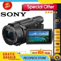 ORI MURAH BARU Sony FDR-AX53 4K Ultra HD Handycam Camcorder