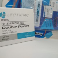 Baterai Evercoss A26C/BRAIN POWER | Battery