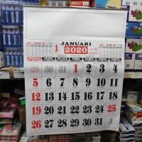 Kalender Kerja Dinding Ukuran Jumbo JB 2020