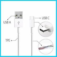 kabel charger/data type c quickcharge 100% samsung ori 3.0