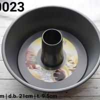LY-0023 LOYANG chiffon cake pan loyang sifon teflon anti lengket 24cm