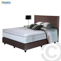 ELITE LUCERNE COMPLETE SUPER KING BED SET 200X200