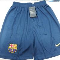 Celana Bola Futsal Jersey Barca Barcelona Home 18&19 Grade Ori Murah