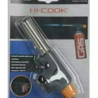 HI COOK ALAT LAS AT 2009 / GAS TORCH HI-COOK