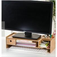 Hot List [MEJA LAPTOP KOMPUTER] Desktop storage Meja laptop / rak