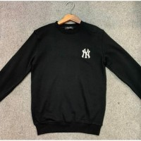 JAKET SWEATER NON KUPLUK NY NEW YORK YANKEES SWEATER