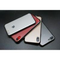 Bumper Blur Softcase Case iPhone X 7 7 Plus 8 8 Plus 5s 6s 6s Plus
