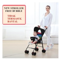 stroller baby micro 4 roda , sepeda dorong anak bisa lipat - LIMITED